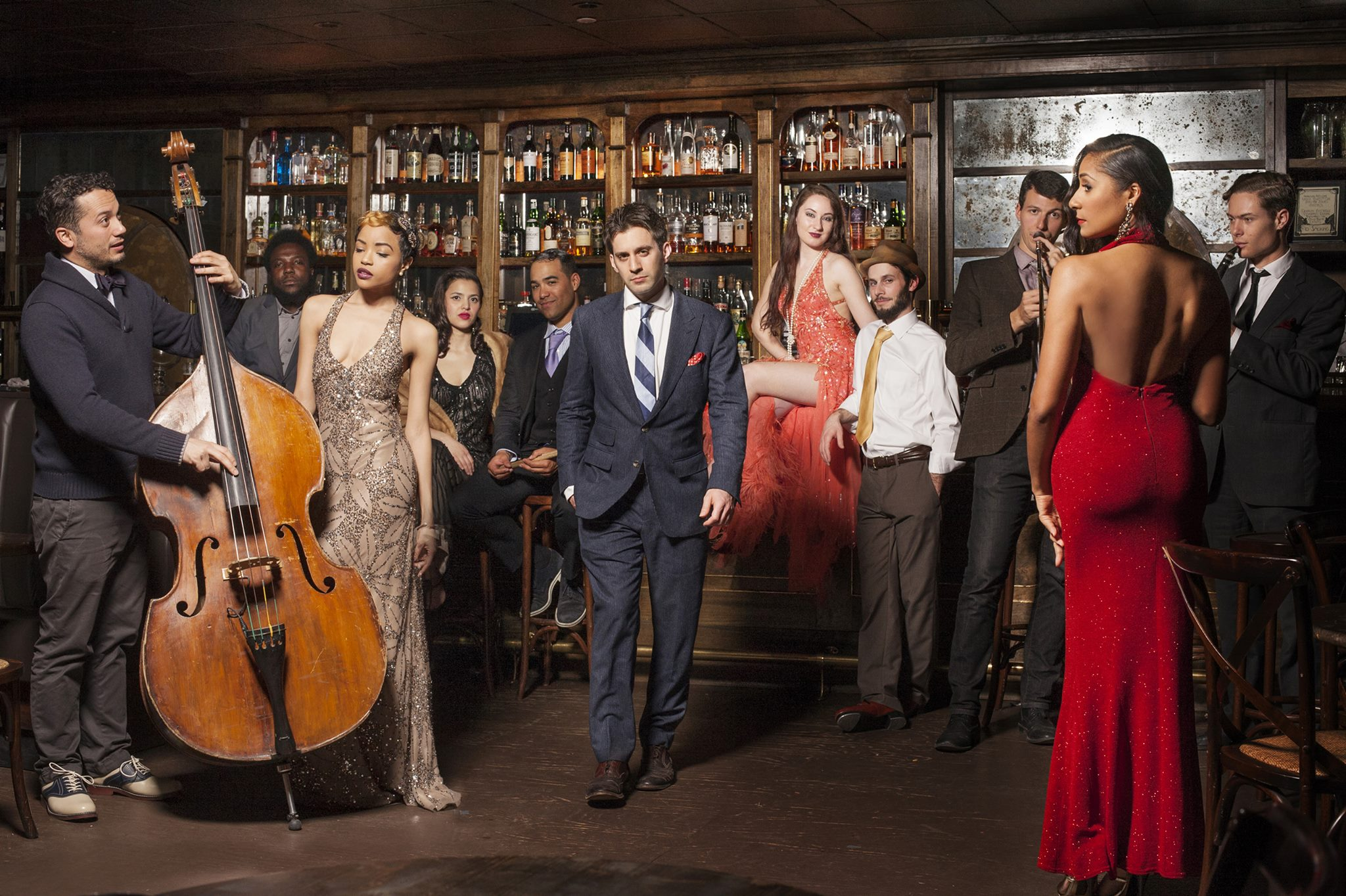 Postmodern Jukebox jazz groupe band musique